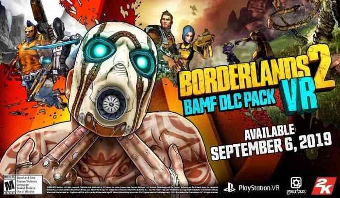Borderlands 2 VR DLC