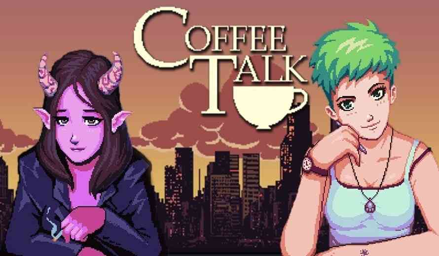 Coffee Talk Trailer – Become a Barista of a Fantasy World