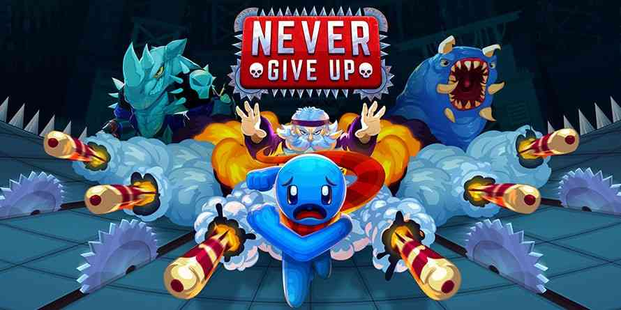 Never Give Up Review - Push it to the Limit, But in a Good Way | COGconnected