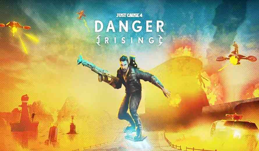 Just Cause 4 Danger Rising Trailer Turns Rico into Tony Hawk