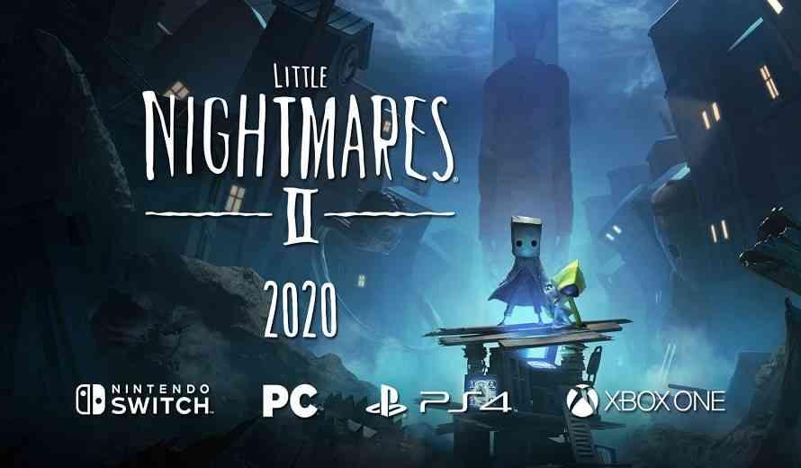 Little Nightmares 2 Trailer Reveals a 2020 Release Date