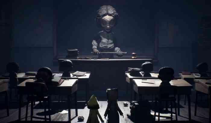 Little Nightmares 2 Trailer