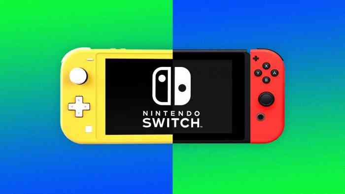 Nintendo Switch Lite Demo lawsuit