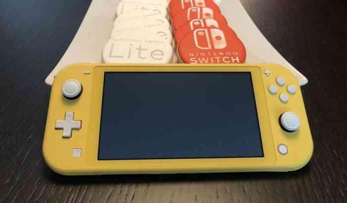 Nintendo Switch Lite Demo