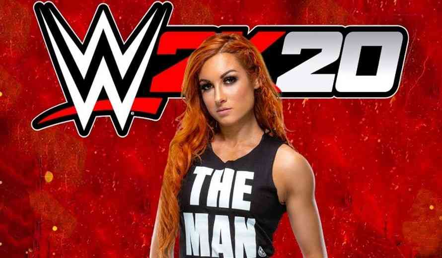 WWE 2K20 Releases 15 Minutes of MyCareer Gameplay | COGconnected