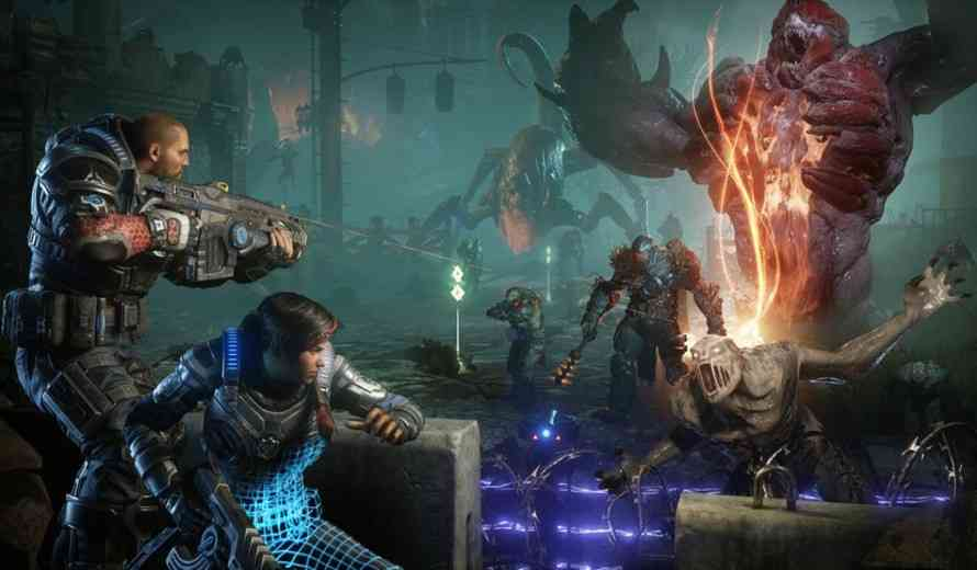 New Gears 5 Multiplayer Characters Enter the Fray