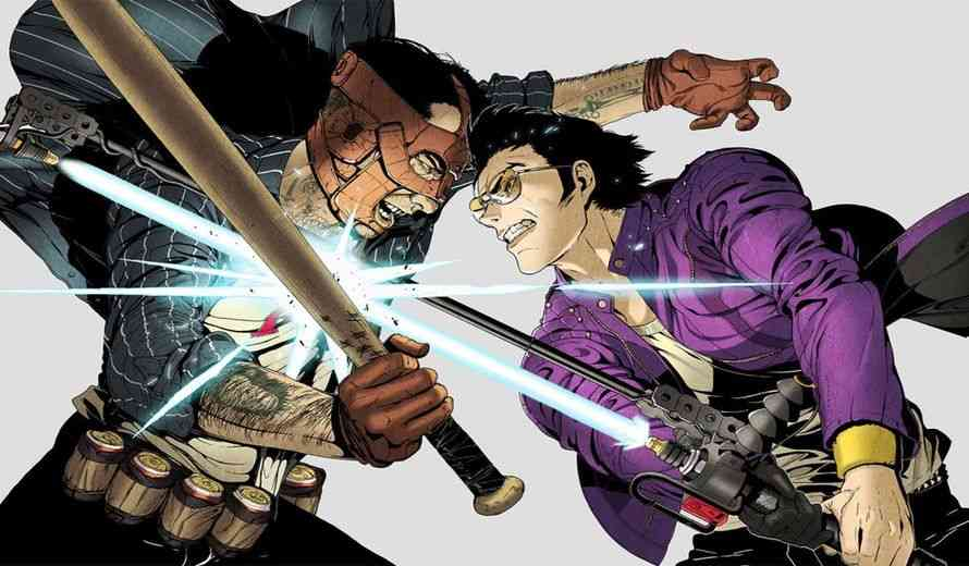 Travis Strikes Again Is Coming to PS4 & Steam in October