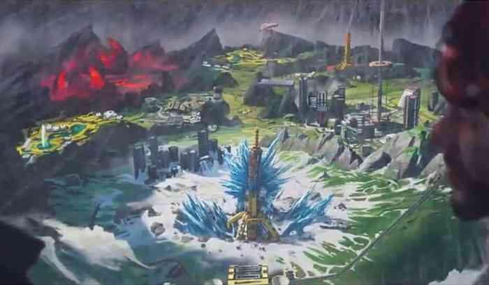 New Apex Legends Planet