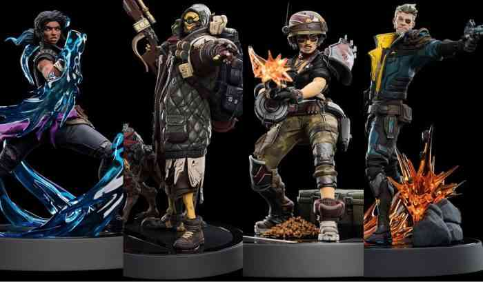 Borderlands 3 Figures
