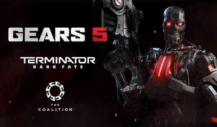 Geasr 5 Terminator DLC