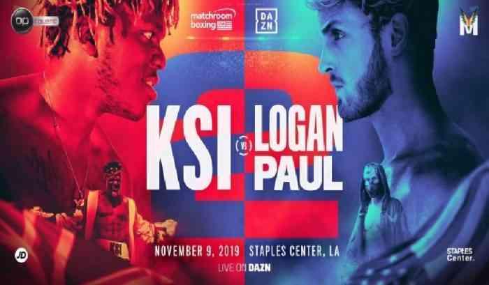 KSI & Logan Paul