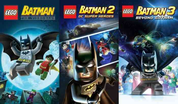 Free Batman Games