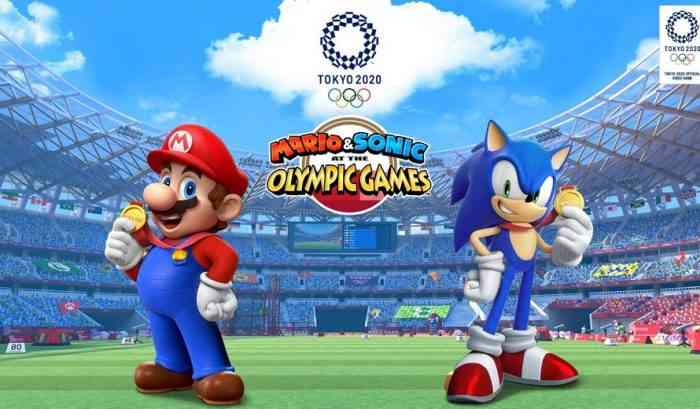 Mario and Sonic at the Olympic Games 2020 Characters