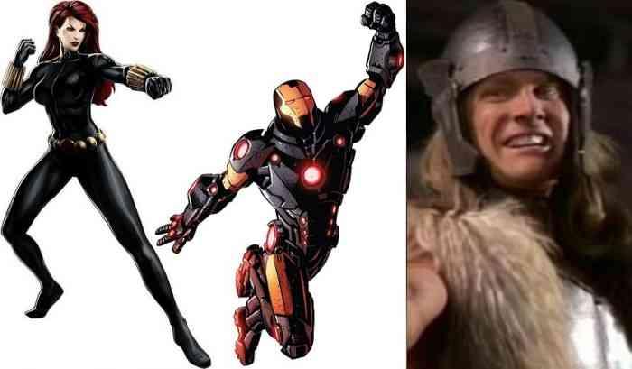 Marvel's Avengers Skins