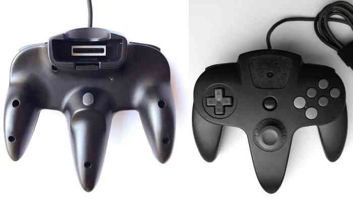 N64 Controller Prototype