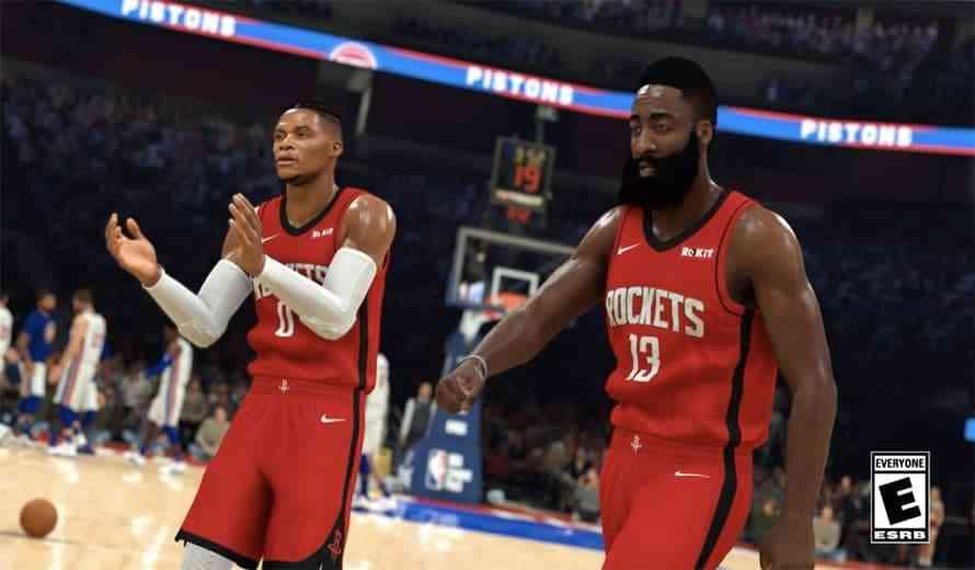 NBA 2K20 Slam Dunk's NPD Sales Records