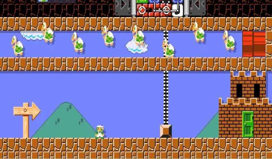 Some Absolute Genius Has Made Duck Hunt In Super Mario Maker 2