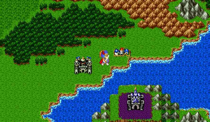 Three Classic Dragon Quest Games Head to Switch in September