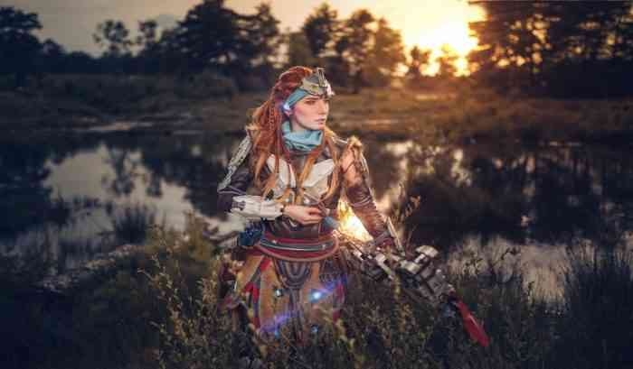 Lightning Cosplay Shows Spectacular Cosplaying Talent