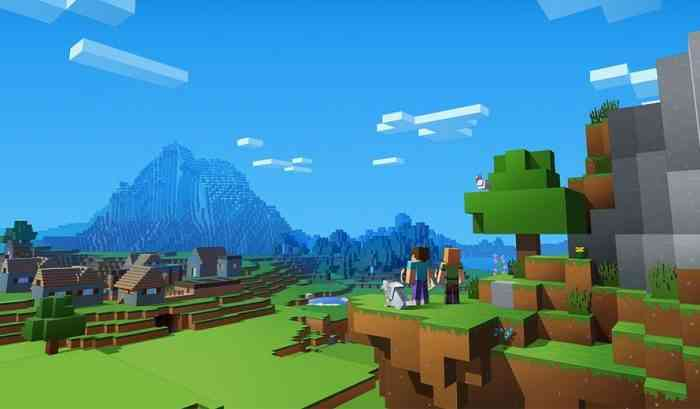 Minecraft Ps4 Is Getting Cross Play In The Next Update Cogconnected