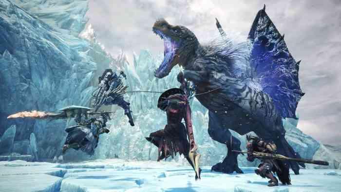 monster hunter world iceborne hero