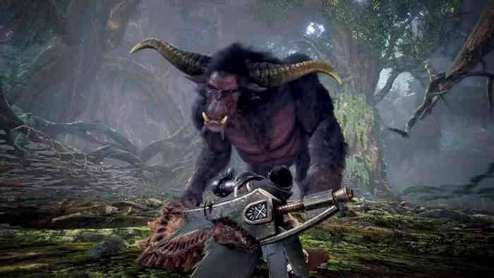 Monster Hunter World: Iceborne Rajang
