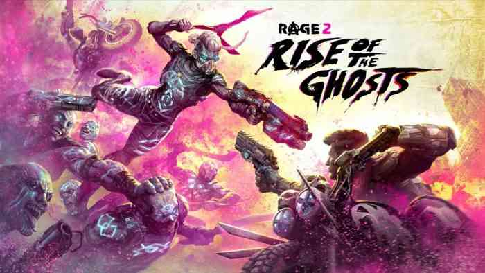 Rise of the Ghosts expansion for Rage 2 is out now