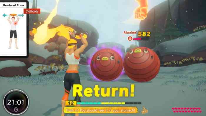 Nintendo's Ring Fit Adventure is like Wii Fit for the Switch