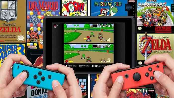 snes games switch online game piracy
