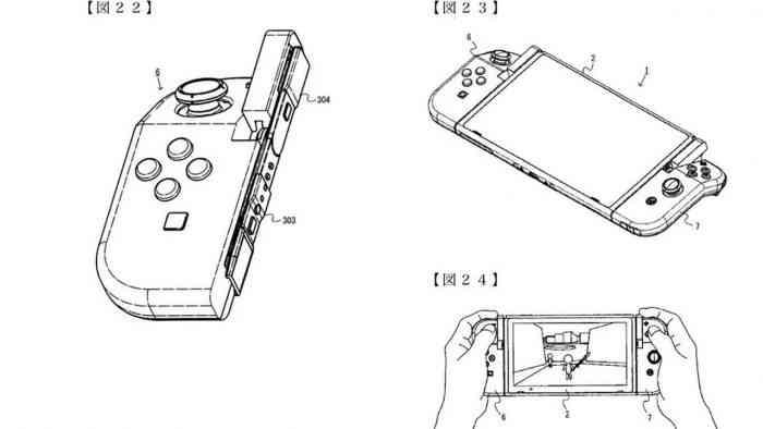 Nintendo Switch Joy-Cons Hinges