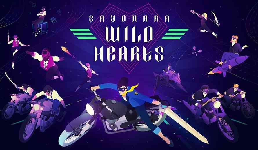 Sayonara Wild Hearts Review - Synth Pop Wonderland | COGconnected