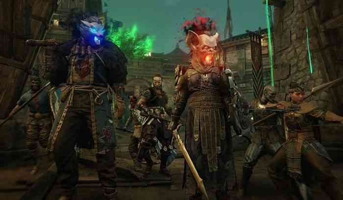 Sink Your Fangs into the For Honor Halloween Event