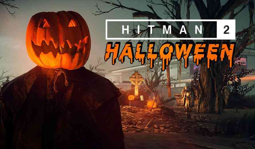 This New Hitman 2 Contract Will Get You Into the Halloween Spirit