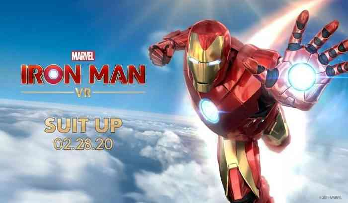 Story and Villain Revealed in Iron Man VR Gameplay Trailer
