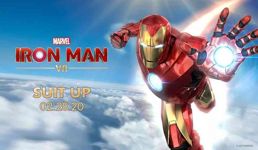 Iron Man VR Pre-Order Bonuses Give You More Suit Options   COGconnected