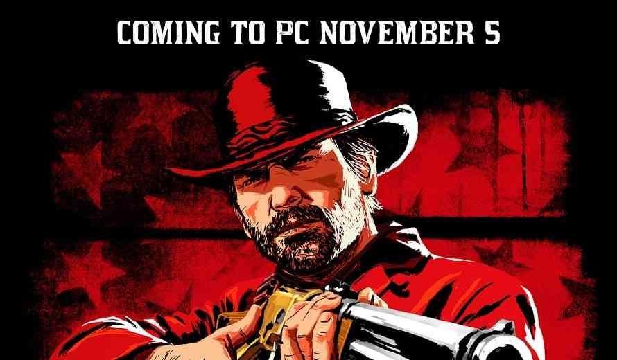 PC Version of Red Dead Redemption 2 Will Contain Tons of New Content | COGconnected
