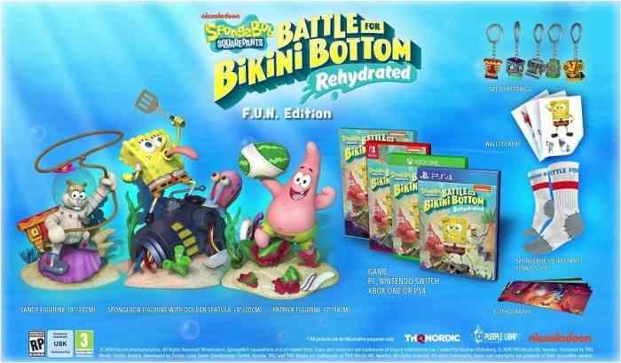 Battle for Bikini Bottom Rehydrated