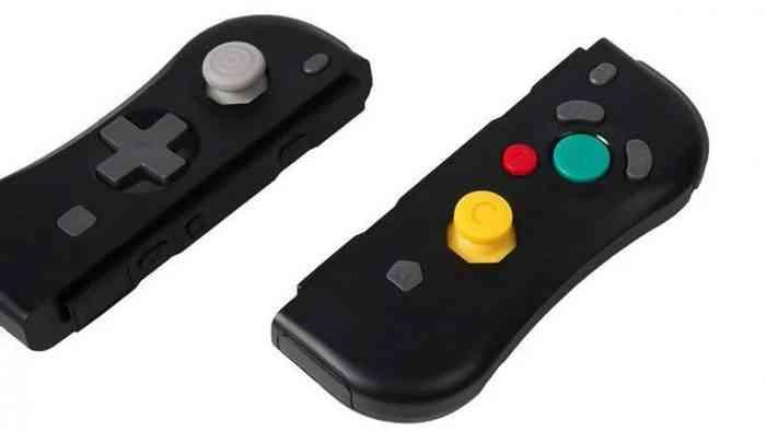 GameCube-Style Joy-Cons