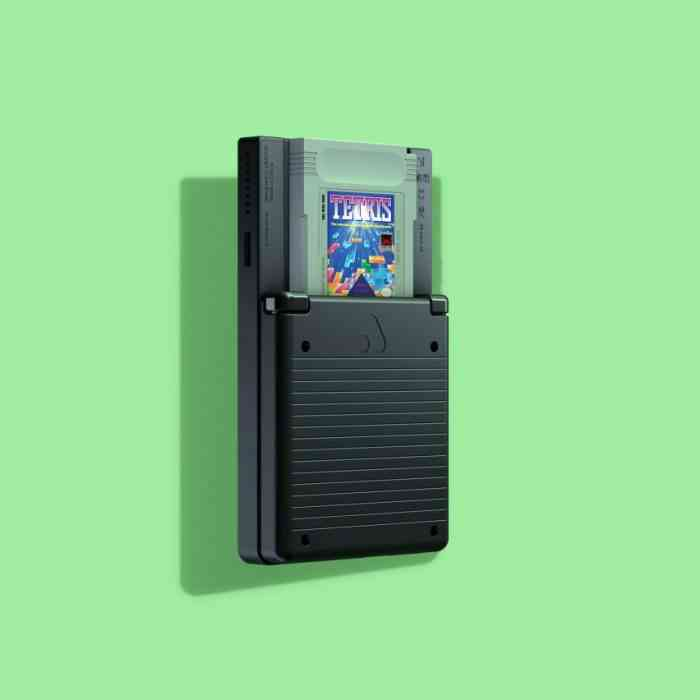 Analogue Developing Game Boy Sized Pocket