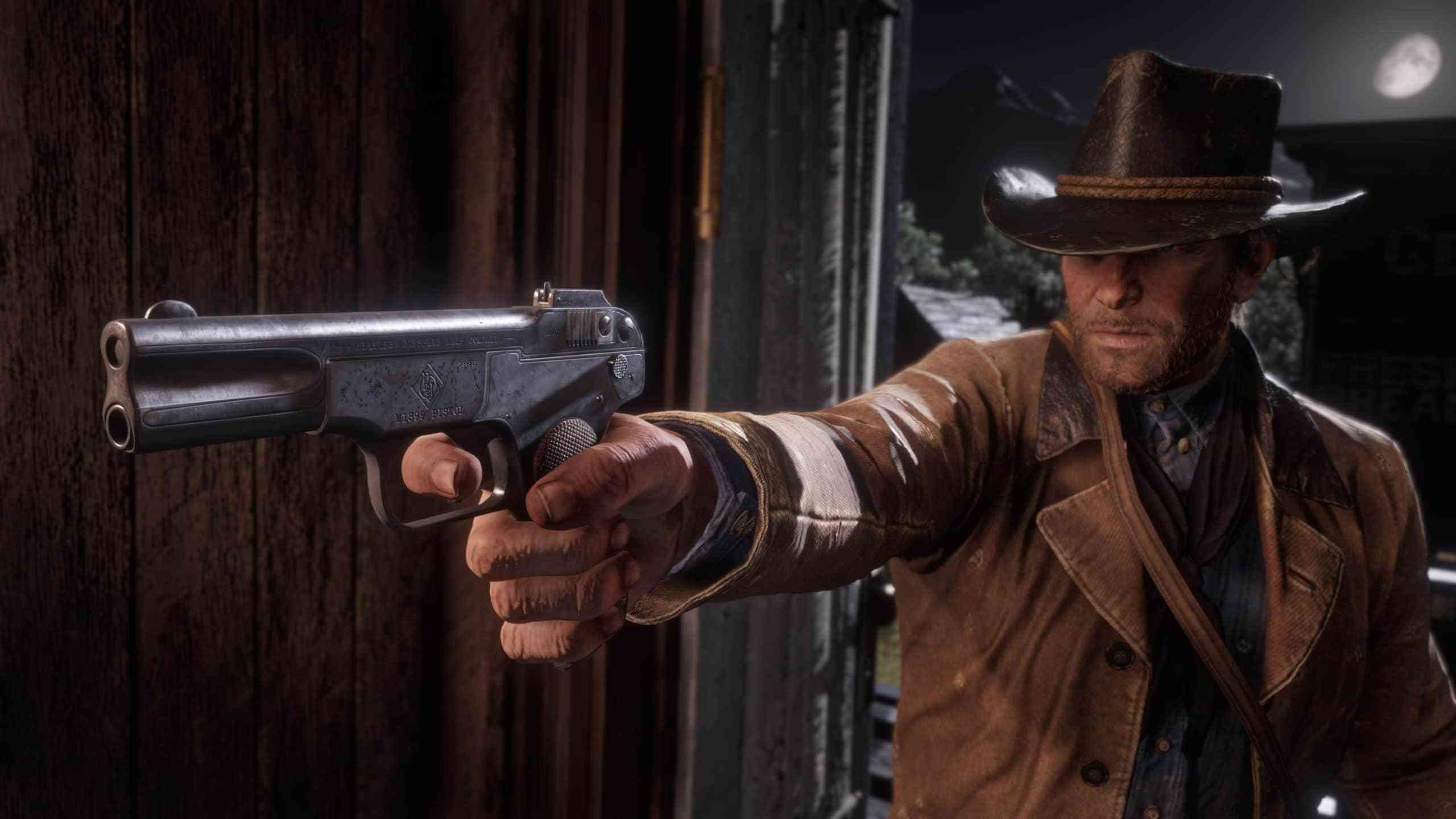 Red Dead Online is Adding Halloween Masks and a New Legendary Bounty