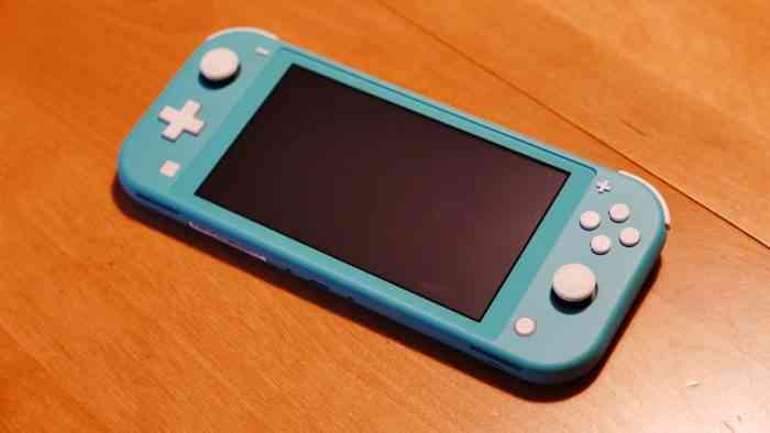 switch lite 3ds games