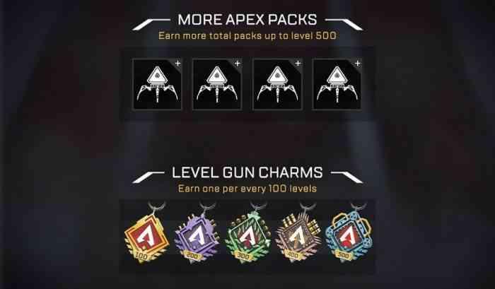 Apex Legends Level Cap