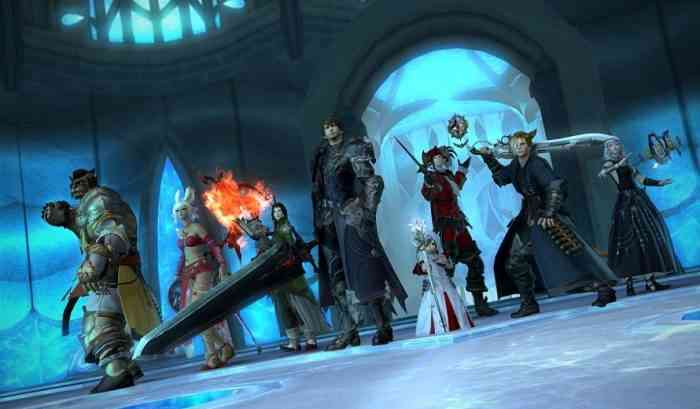Final Fantasy XIV Joining Other FF Games on Xbox One Game Pass