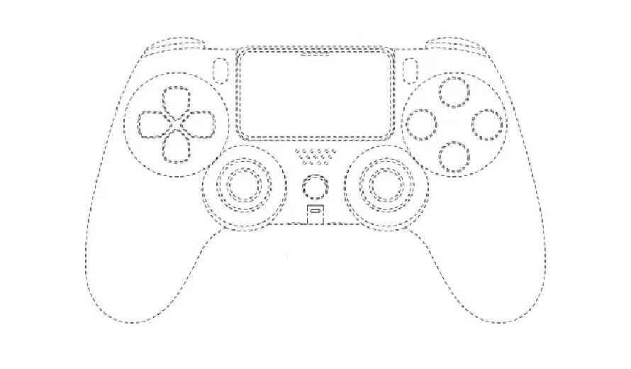 Leaked Patent Reveals New PlayStation 5 Controller