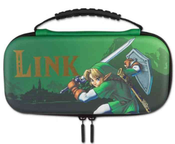 PowerA Legend of Zelda Protection Case Kit Switch Lite