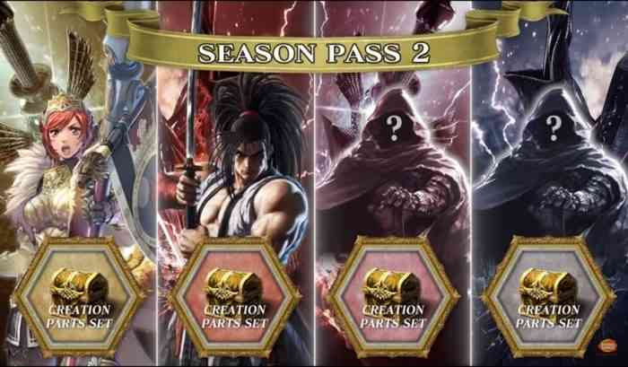 Soulcalibur 6 Season 2