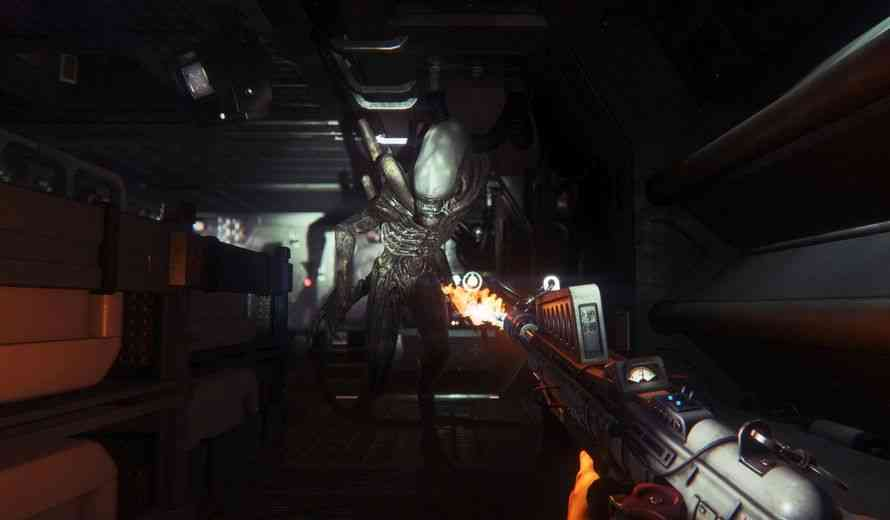 Alien Isolation Hits the Switch in December