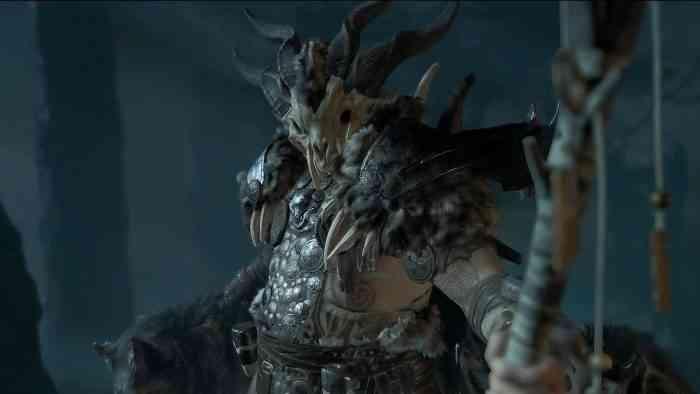 Diablo IV druid gameplay