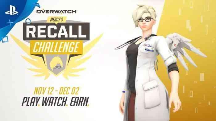 Mercy's Recall