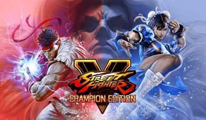 Street Fighter 5 Champion Edition